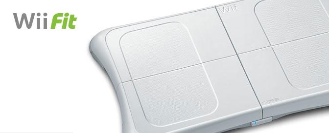Wii Fit (Teaser Site)