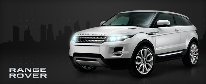 Range Rover Pulse of the City